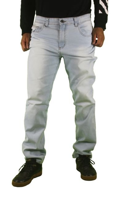 calça grow jeans claro