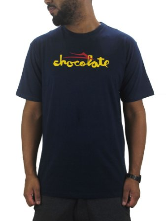 camiseta lakai x chocolate flare