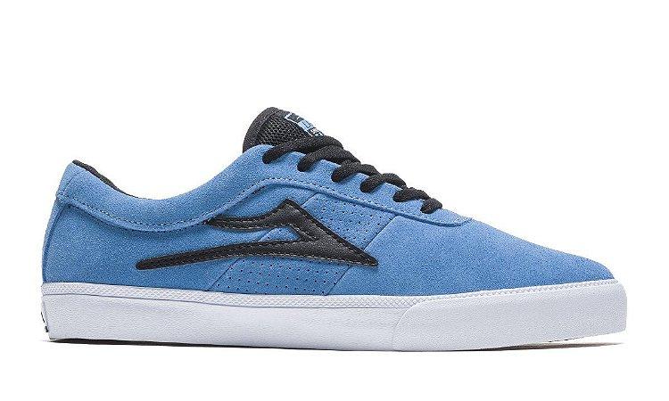 Tênis lakai sheffield sd blue/white