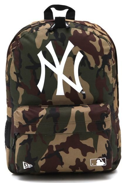 MOCHILA NEW ERA YANKESS MBL CAMO