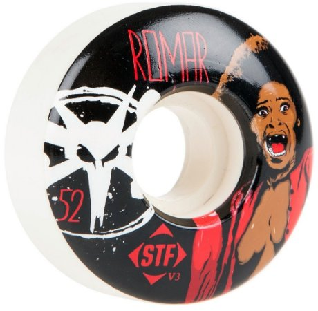 Roda Bones Romar Blood 52mm