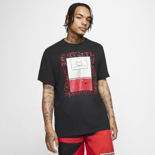 Camiseta Nike Dri-FIT Hoop Photo Masculina
