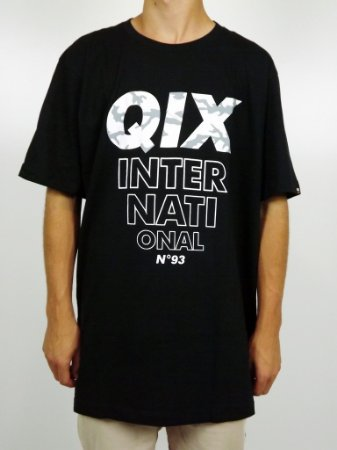 Camiseta Qix International Nº93