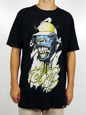 Camiseta Qix Art Goat