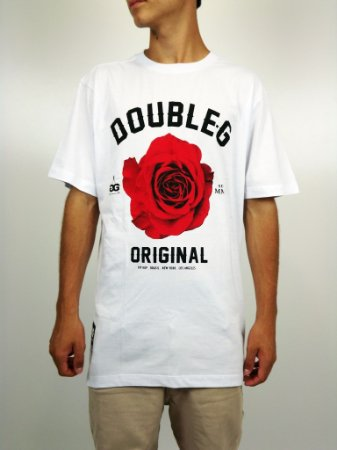 Camiseta Double-G Especial Rose