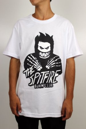 Camiseta Spitfire Fireburn