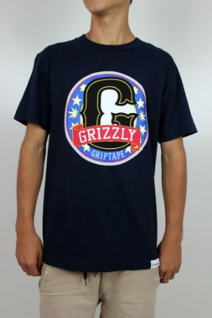 Camiseta Grizzly Tournament Tee