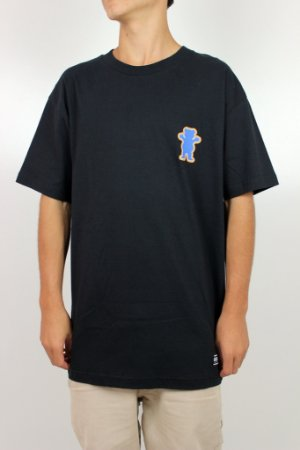 Camiseta Grizzly Mini Outline Bear Tee