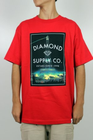 Camiseta Diamond Vintage