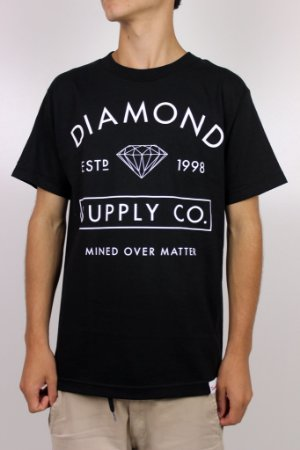 Camiseta Diamond Mined