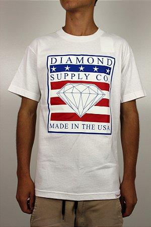 Camiseta Diamond Made in The Usa