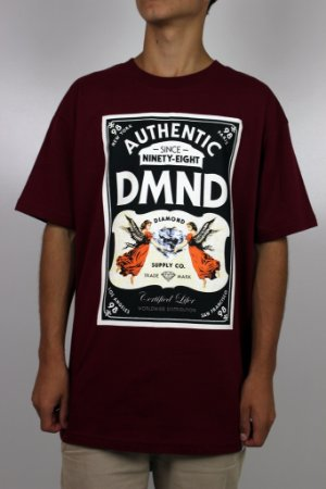 Camiseta Diamond Authentic