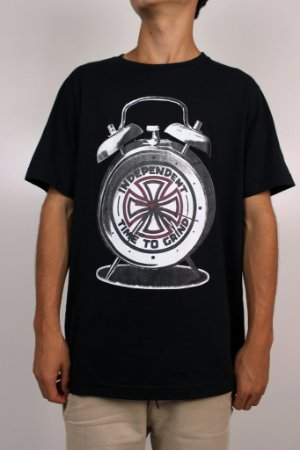 Camiseta Independent Time to Grind
