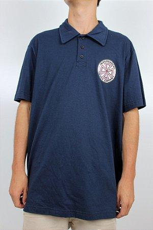 Camiseta Independent Polo Cross Logo
