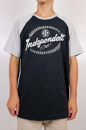 Camiseta Independent Raglan Label
