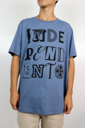 Camiseta Independent Type