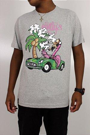 Camiseta Mess Flamingo