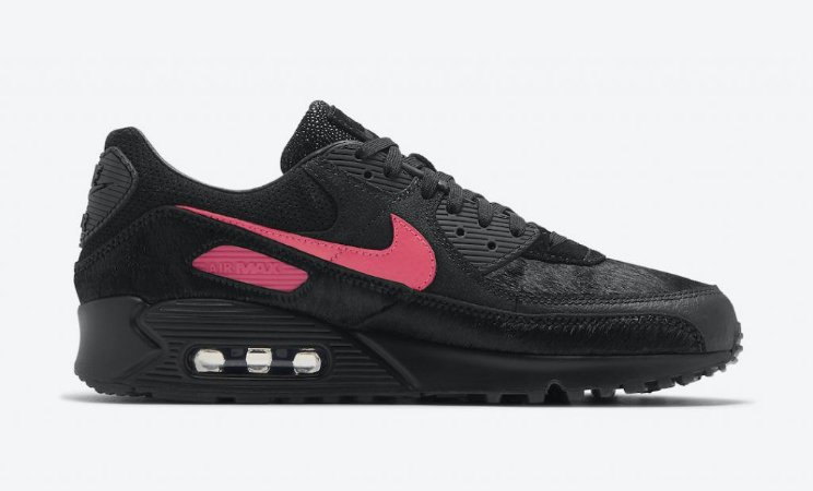 Nike Air Max 90 Exotic Animal Pack Black