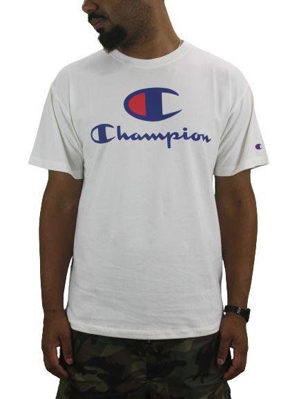 CAMISETA CHAMPION CLASSIC BRANCA