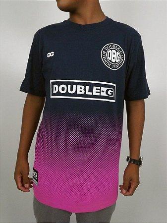 Camiseta Double-G Degradê