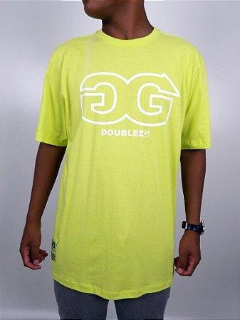 Camiseta Double-G Neon Logo