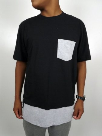 Camiseta Double-G Pocket