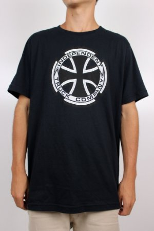 Camiseta Independent Mettalic Cross