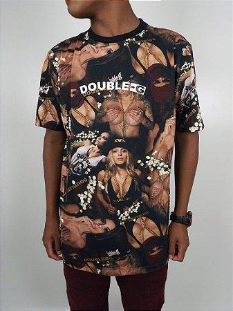 Camiseta Double-G Girl