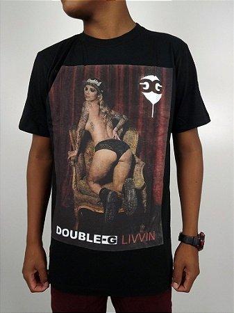 Camiseta Double-G Livvin Queen