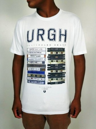 Camiseta Urgh K7 Mix Tape
