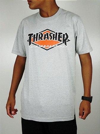 Camiseta Thrasher Diamond
