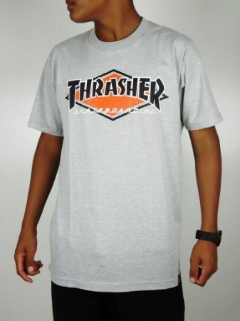 Camiseta Thrasher Diamond