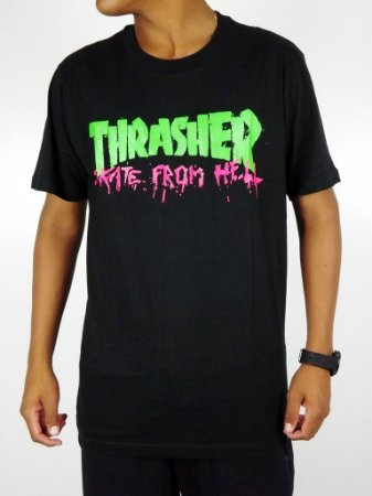 Camiseta Thrasher From Hell