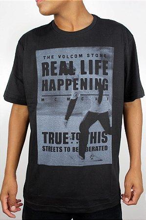 Camiseta Volcom Post Punk