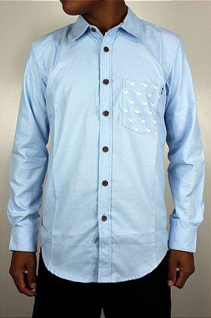 Camisa Blaze Pipe Azul