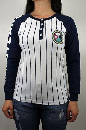 Camiseta Qix missy Baseball