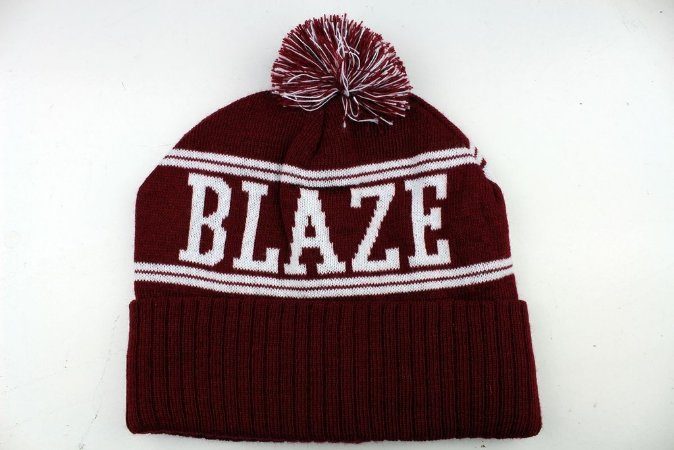 Touca Blaze College Red