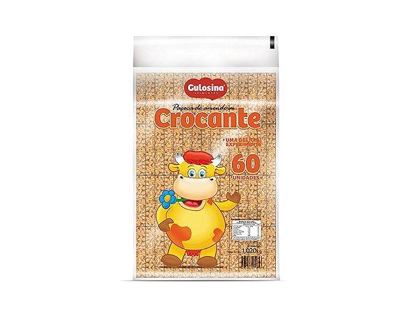 Pé de Moleque Crocante - Pacote 1,020 Kg c/ 60 Unid