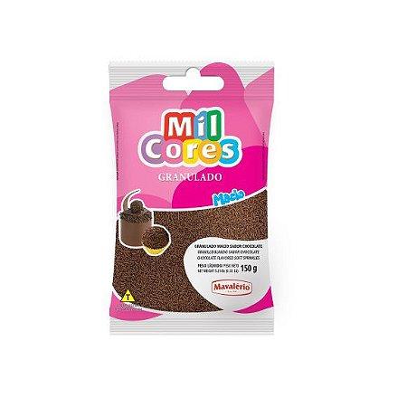 Granulado Macio Chocolate - 150Gr