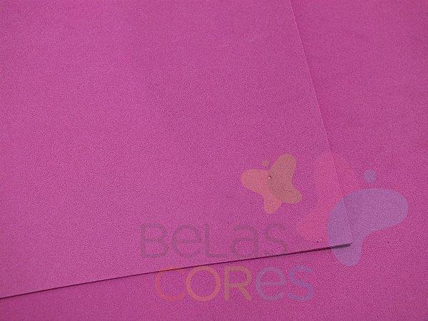 Folha de EVA 40x60cm - Pink - 10 unidades
