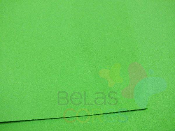 Folha de EVA 40x60cm - Verde Claro - 10 unidades