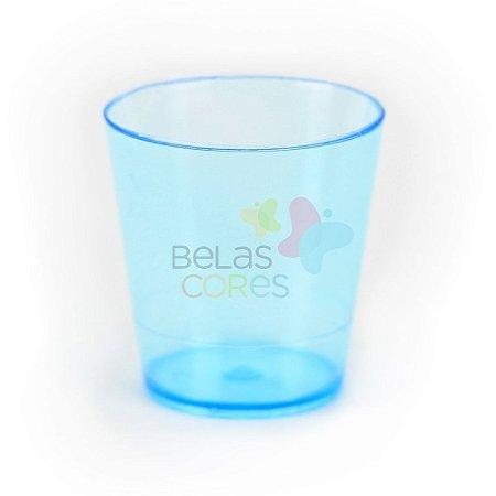 Copinho Para Brigadeiro 25 ml Azul - Kit C/ 50 Unidades