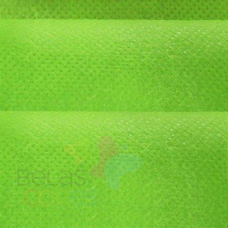 TNT em metro - Verde Limão - 10 metros