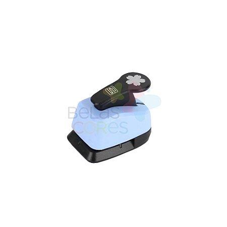 Perfurador Artesanal 16mm Flor Sakura - 1 unidade