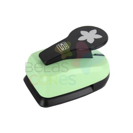 Perfurador Artesanal 50mm Flor de 5 Petalas - 1 unidade