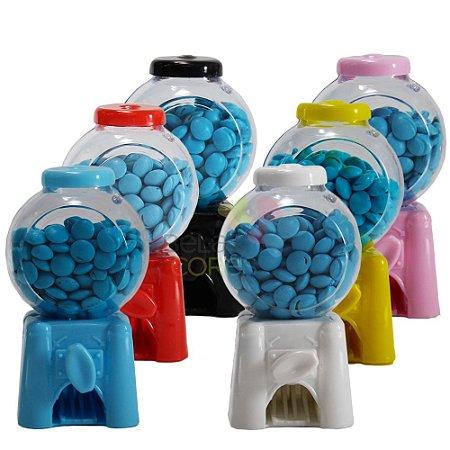 Mini Baleiro Candy Machine Kit Com 6 Unidades