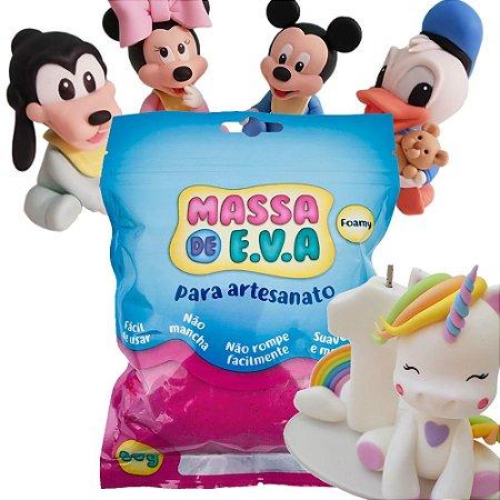 Massa de Eva para Artesanato Foamy - Make+ - 50g