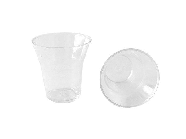 Copinho Cálice 15 ml Transparente - Kit C/ 50 Unidades