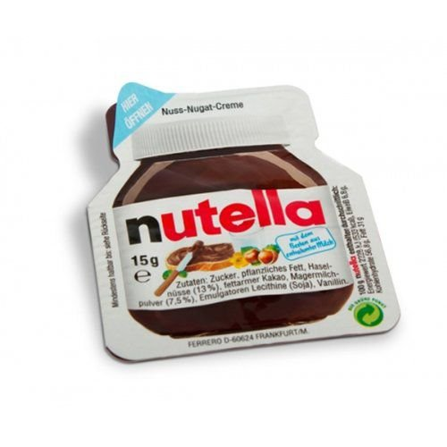 Nutella Porção Individual 15g