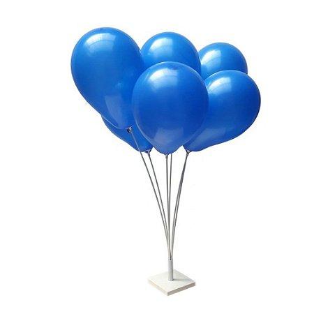 Suporte para Balão Pequeno 6 Hastes Suporte de mesa